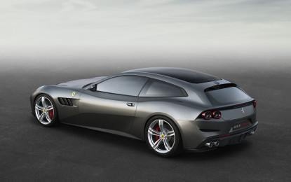 Debutto a Ginevra per la Ferrari GTC4Lusso
