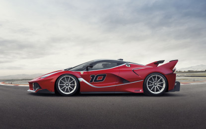 La FXX K vince l'IF Gold Award
