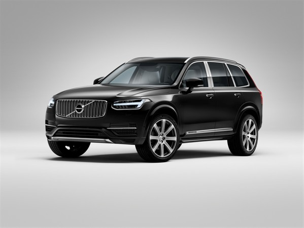 Volvo XC90 Excellence: debutto europeo