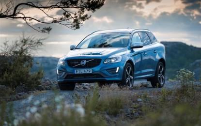 Volvo XC60: SUV medio più venduto in Europa