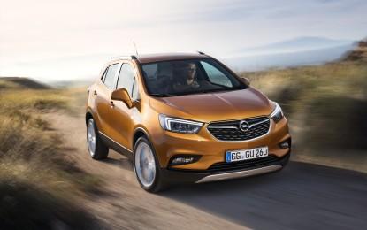 Nuovo Opel Mokka X