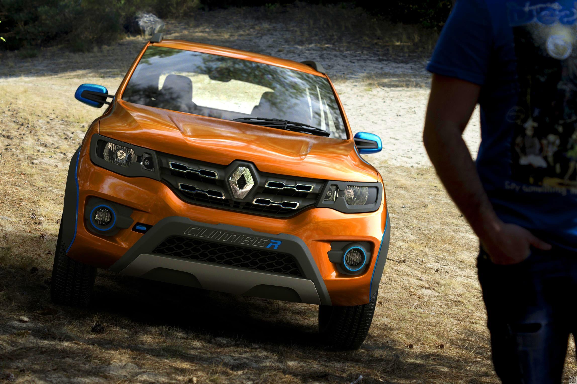 Renault KWID CLIMBER e KWID RACER