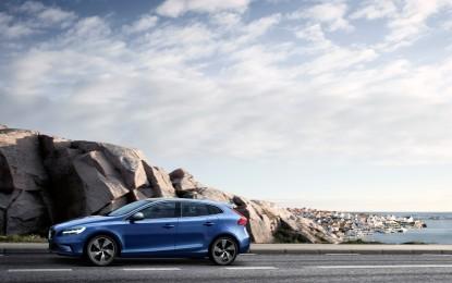 V40: il nuovo volto di Volvo