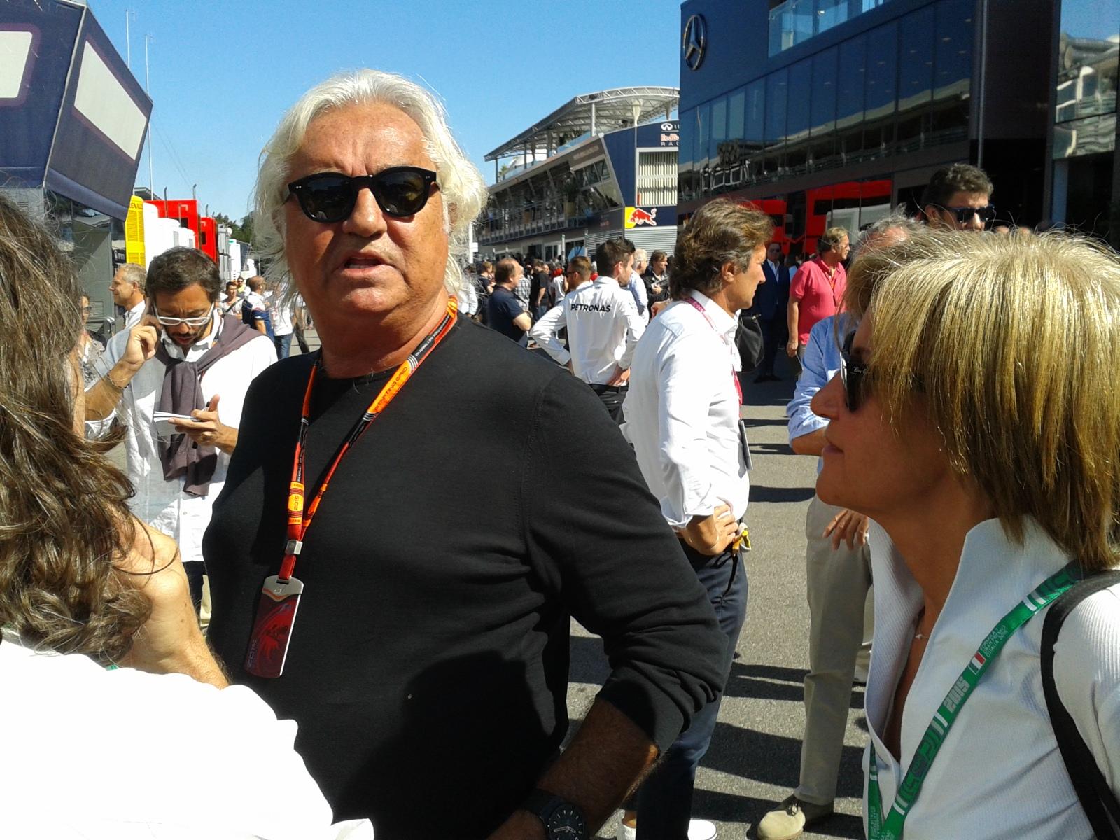 "Briatore e la F1: ""Una Playstation per ingegneri"""