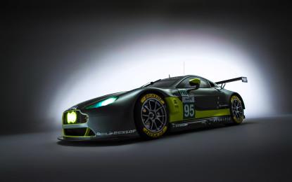 Dunlop partner Aston Martin nel WEC