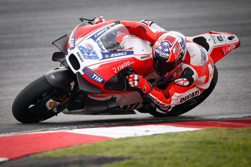 Sky: speciale Ducati con Stoner e Dall'Igna