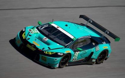 Lamborghini pronta per la 12 Ore di Sebring