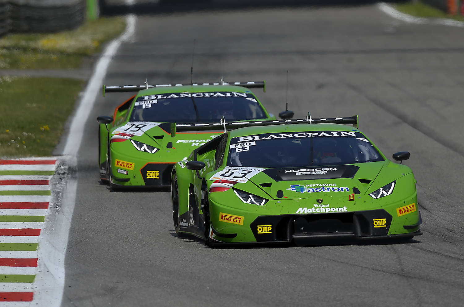 Lamborghini GT3 Junior Program 2016