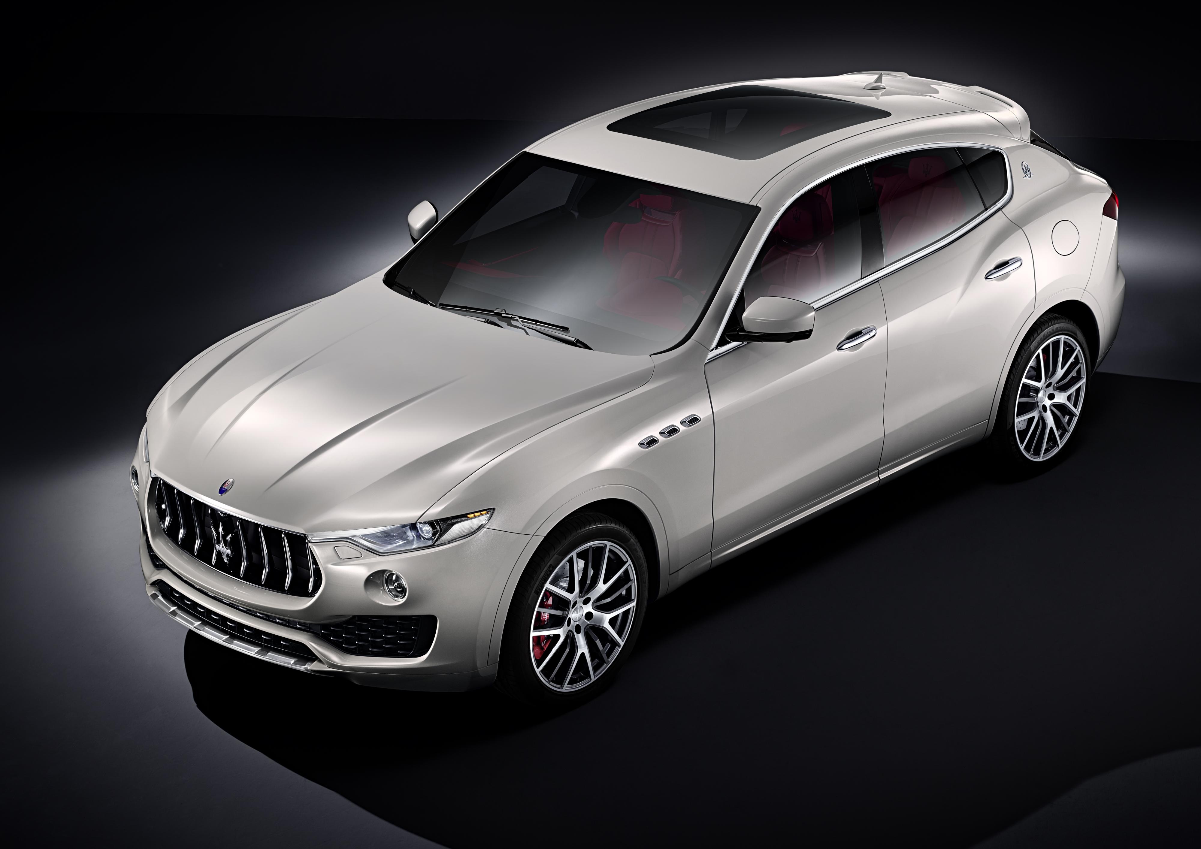 Maserati svela Levante, il suo primo SUV