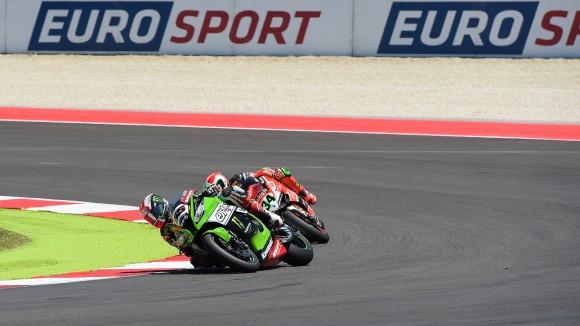 Mondiale SBK confermato su Eurosport fino al 2019