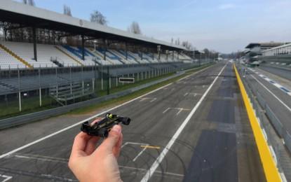 Senna e un progetto fotografico virale