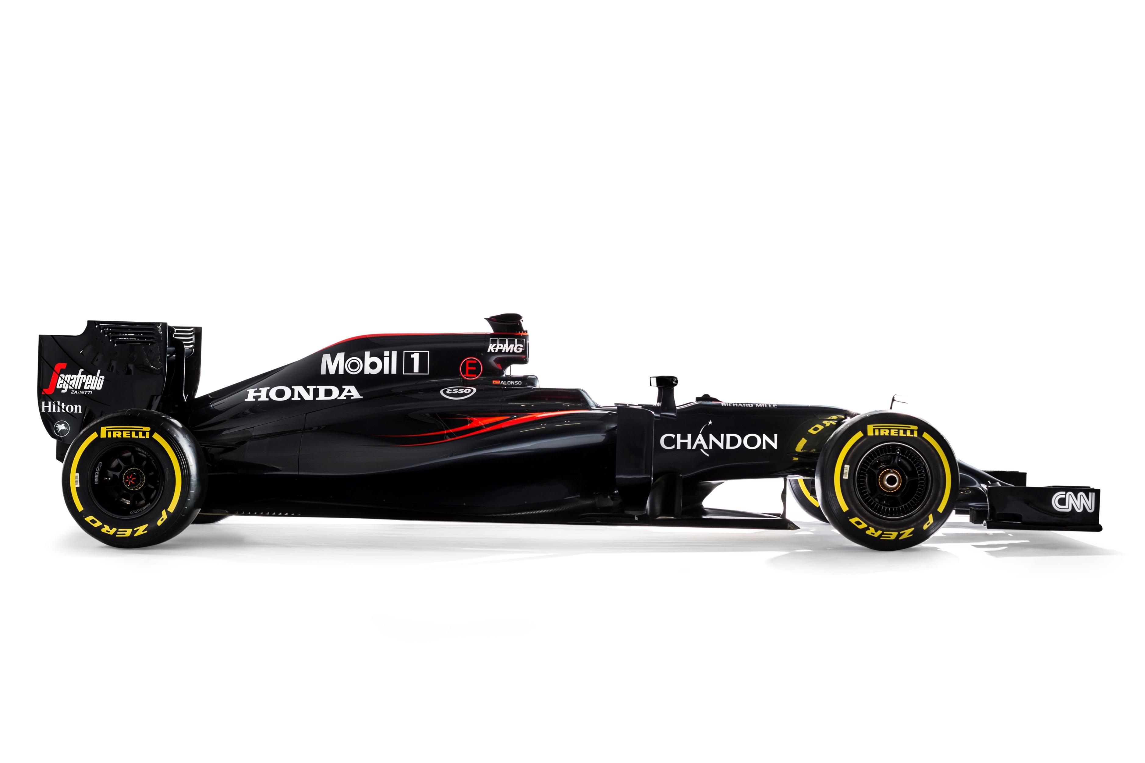 McLaren-Honda svela la sua MP4-31