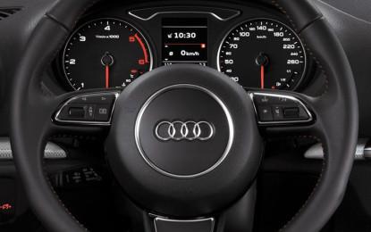 Audi: richiamo per gli airbag negli USA