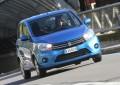 Suzuki CELERIO vince in efficienza