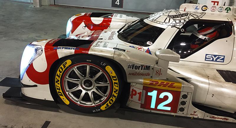 WEC: Dunlop ritorna nella LMP1