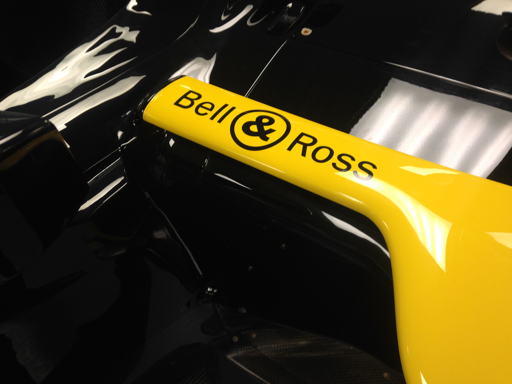 Bell & Ross in F1 con Renault