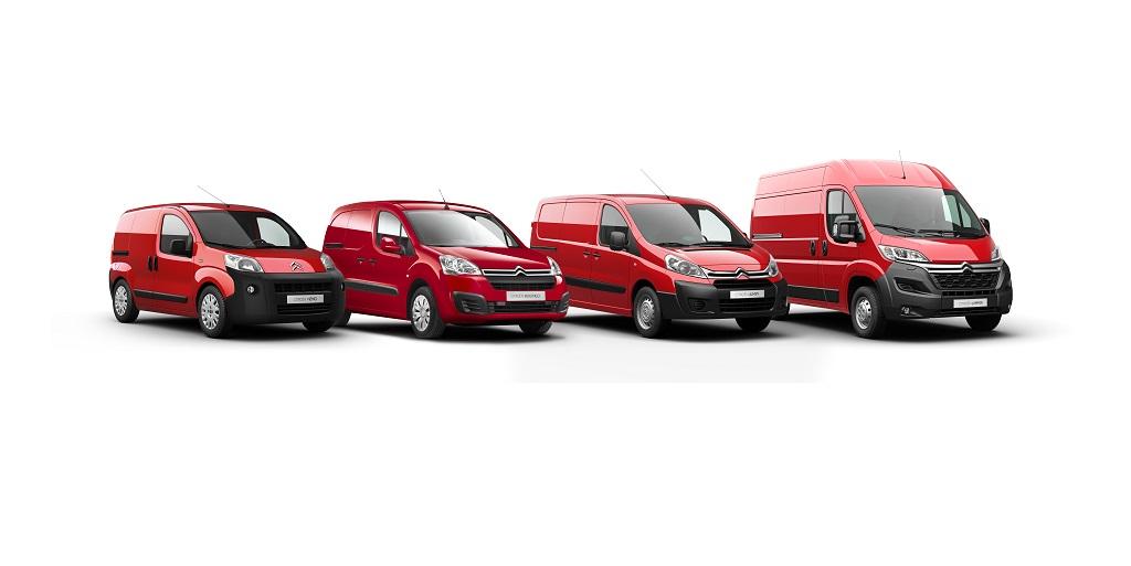 Tecnologia LoJack per i commerciali Citroën