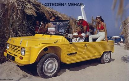 Méhari: ritorno al futuro con E-MEHARI