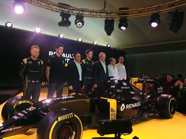 Renault Sport: il nuovo volto e la R.S.16