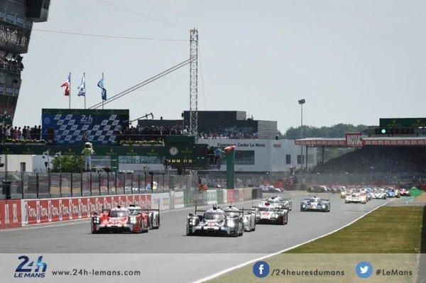 WEC: l'entry list della 24 Ore di Le Mans 2016