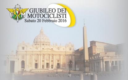 FMI: sabato il Giubileo dei motociclisti
