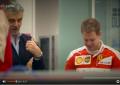 Sebastian Vettel pronto!