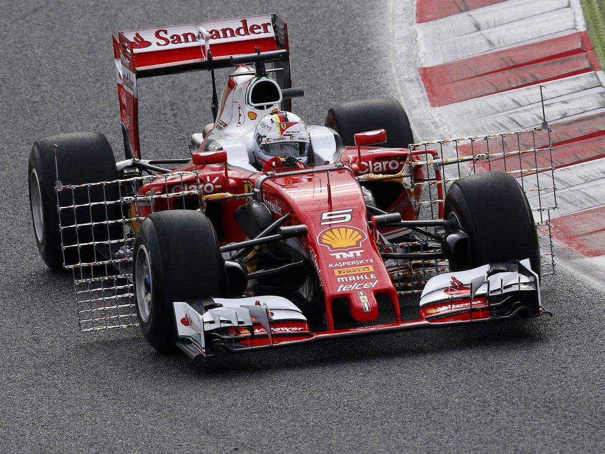 Ferrari: il 2016 inizia con Vettel