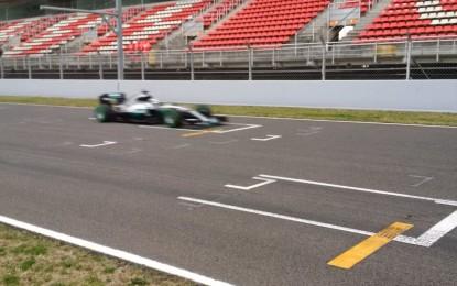 Barcellona: ultime presentazioni e via ai test F1