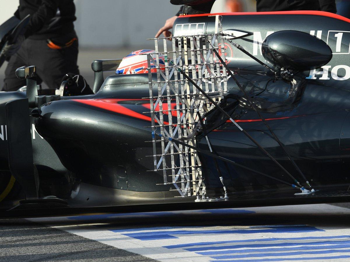 Tecnica: prima panoramica sulla PU McLaren-Honda