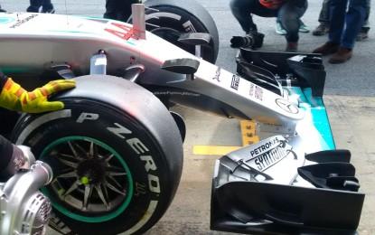 Tecnica: nuovo muso Mercedes innovazione regolare?