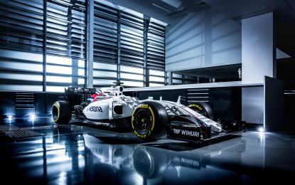 Williams Martini Racing presenta la FW38