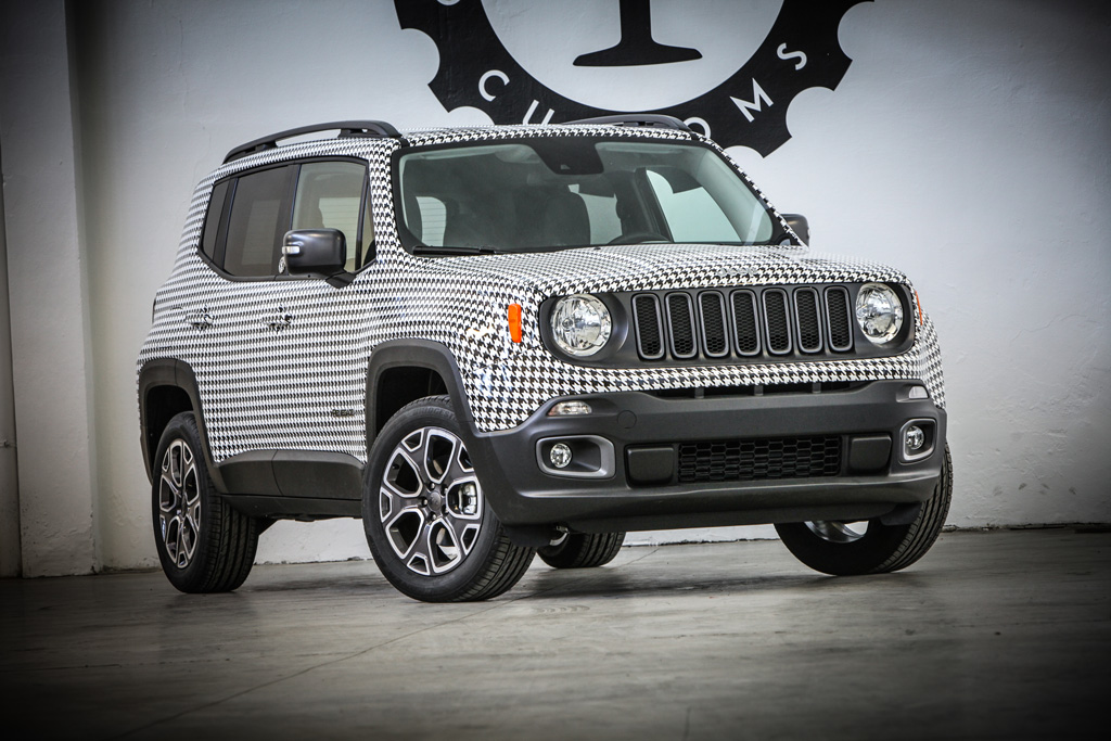 Garage Italia Customs: una Renegade per le donne