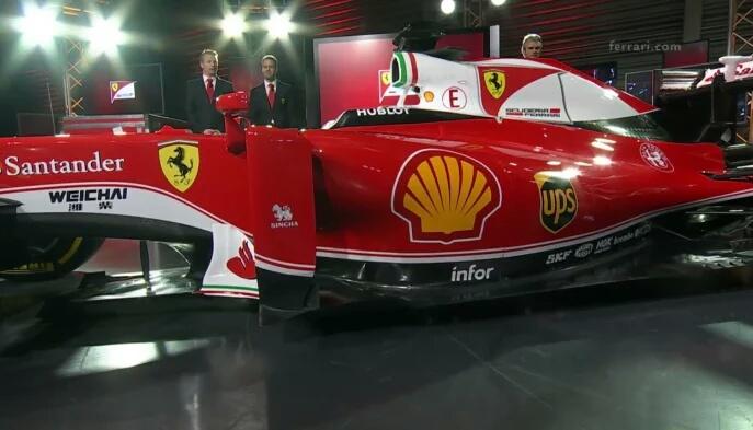 Ecco la Ferrari SF16-H