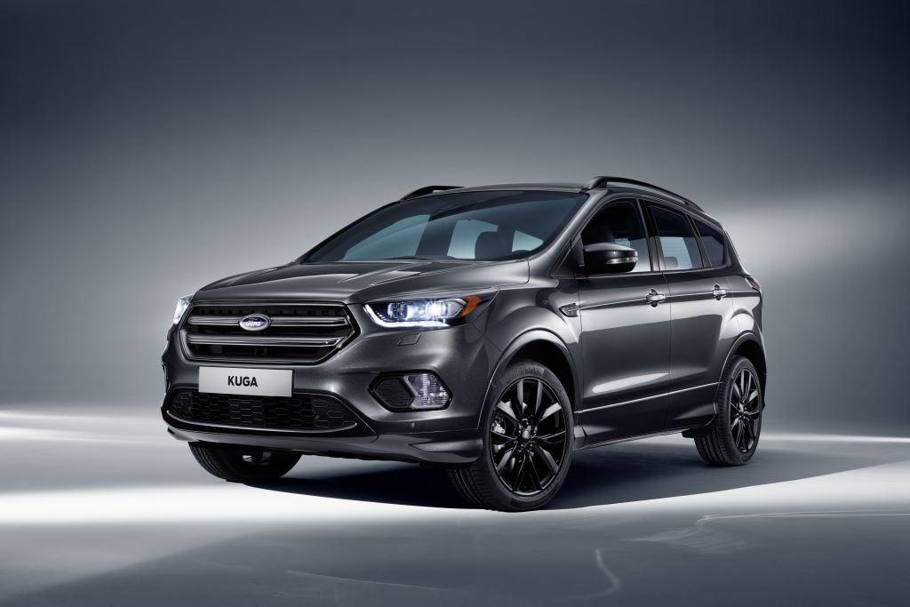 Ford svela la nuova Kuga con il nuovo SYNC 3