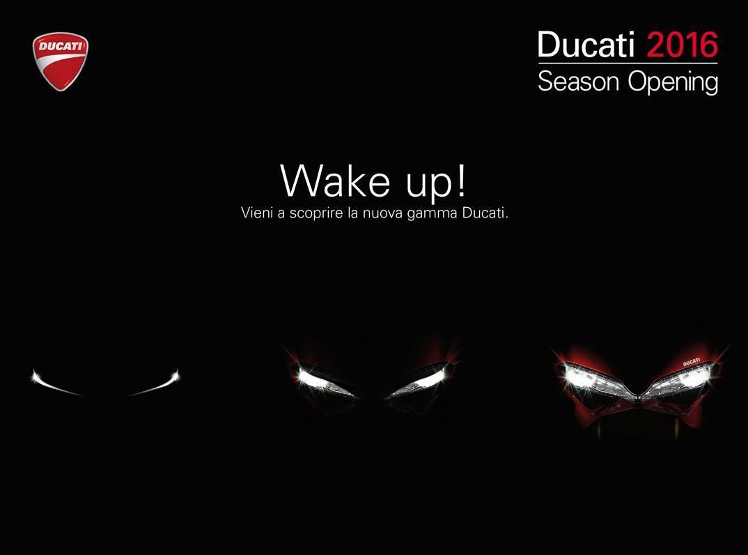 Weekend Ducati Season Opening
