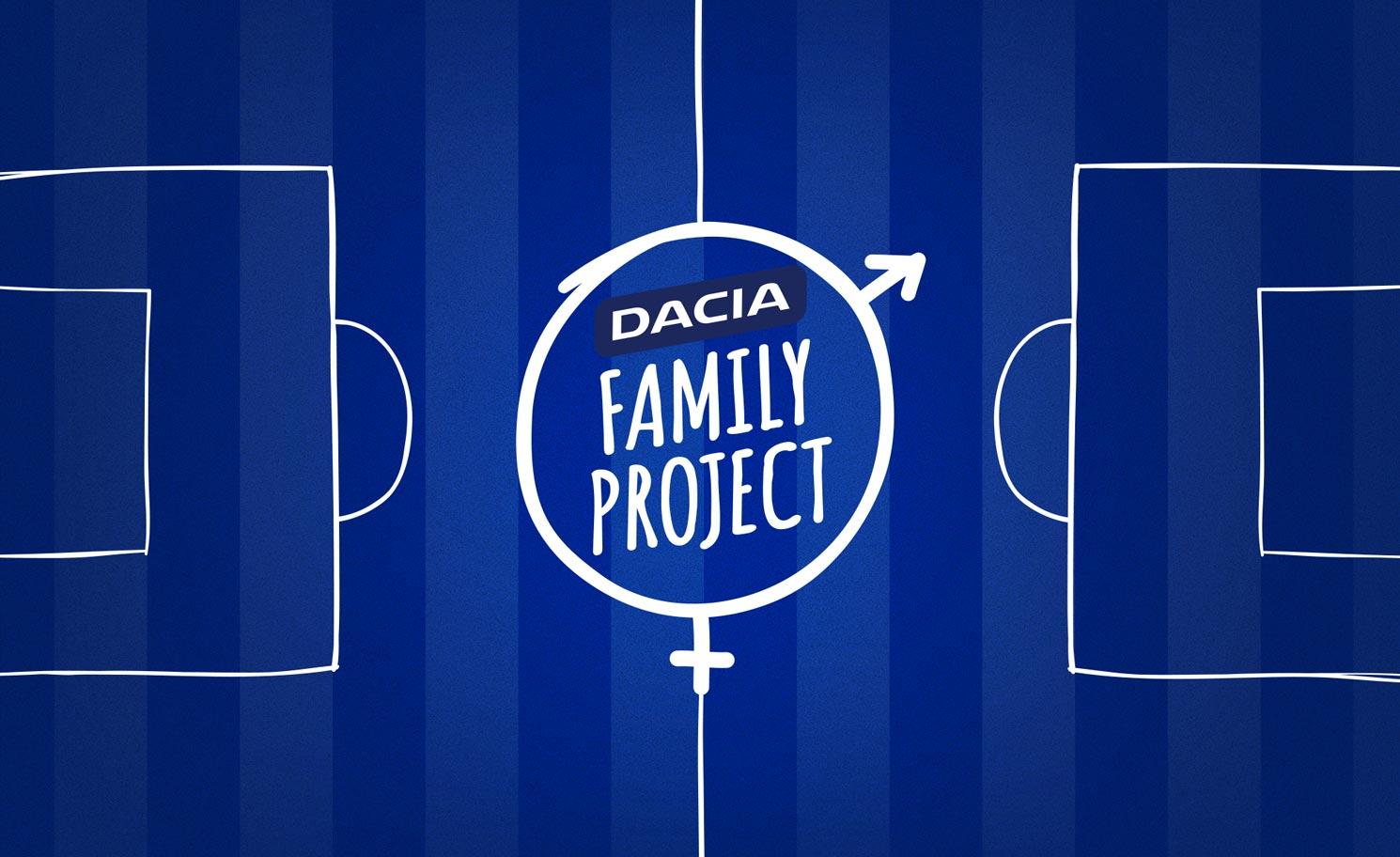 """Dacia Family Project"" con Dacia e Udinese"