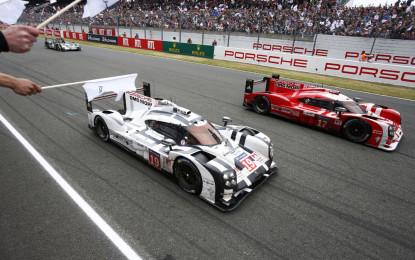 Porsche 919 Hybrid pronta per WEC e Le Mans!