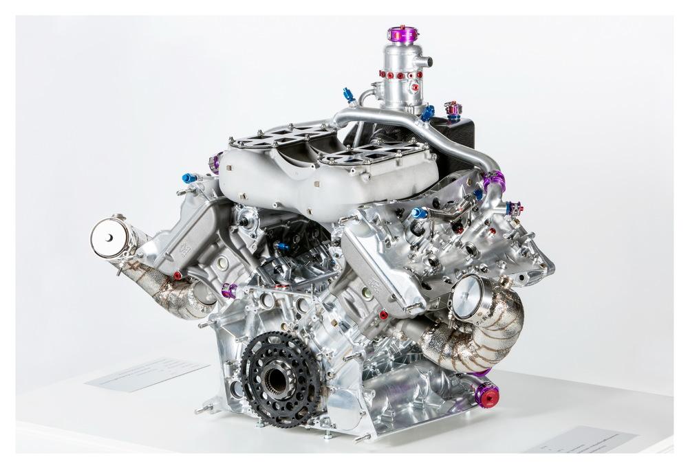 Porsche e il 4 cilindri turbo della 919 Hybrid