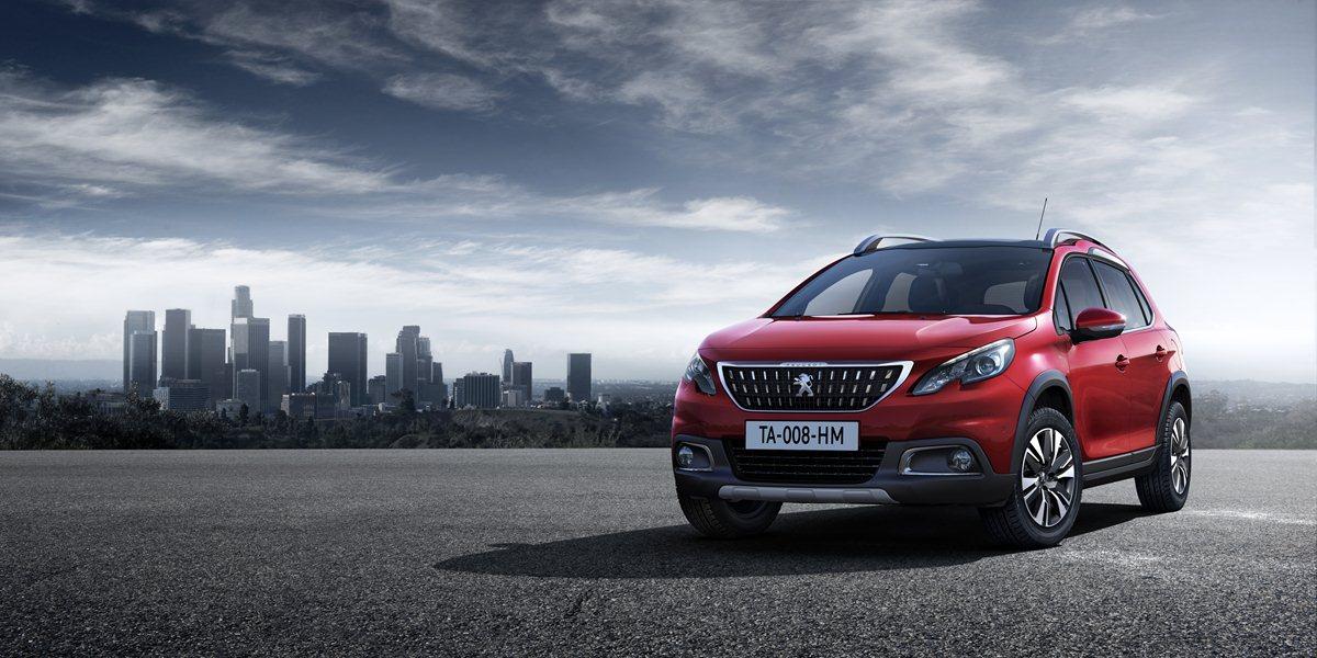 Nuova Peugeot 2008, il SUV compatto