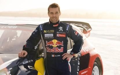 Rallycross: Loeb nel Team Peugeot Hansen