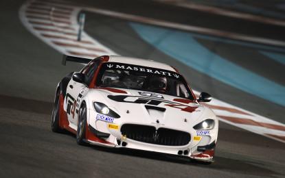 Maserati: Squadre Clienti al lavoro