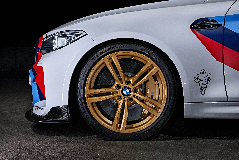 Michelin Pilot Sport Cup 2 per la SC BMW M2 MotoGP