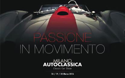 Fondazione ANT partner di Milano AutoClassica