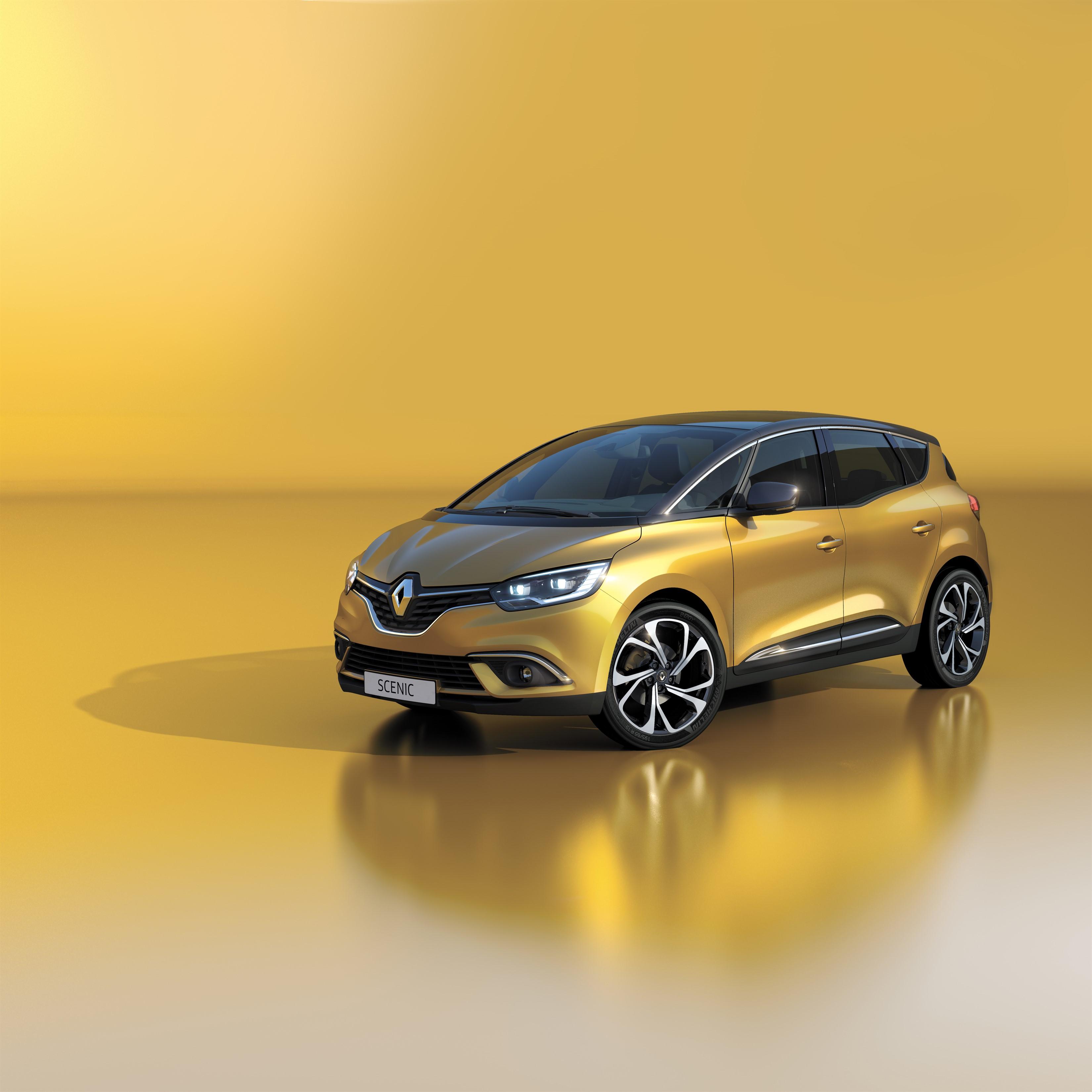 Renault: anteprima Nuova SCENIC