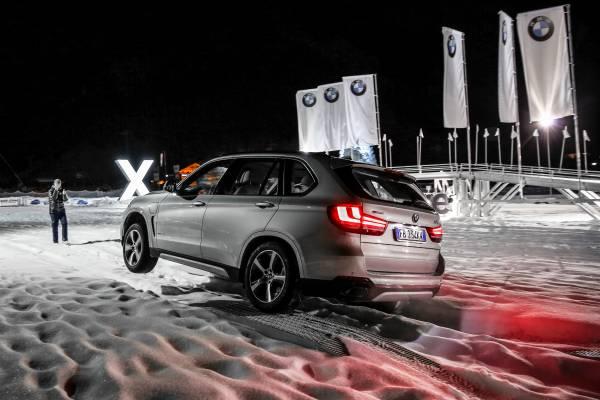 Successo del BMW xDrive Experience 2016