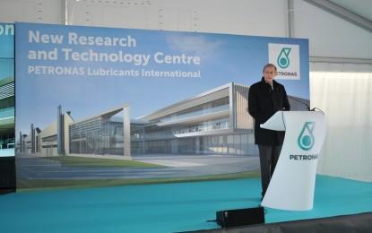 Petronas: nuovo Centro Ricerche a Villastellone