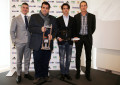 Carrera Cup Italia: premiati i Campioni 2015