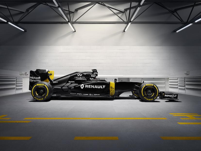Infiniti rinnova il suo impegno in F1