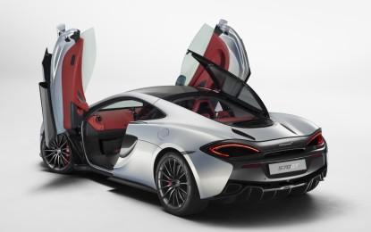 McLaren 570GT: debutto a Ginevra