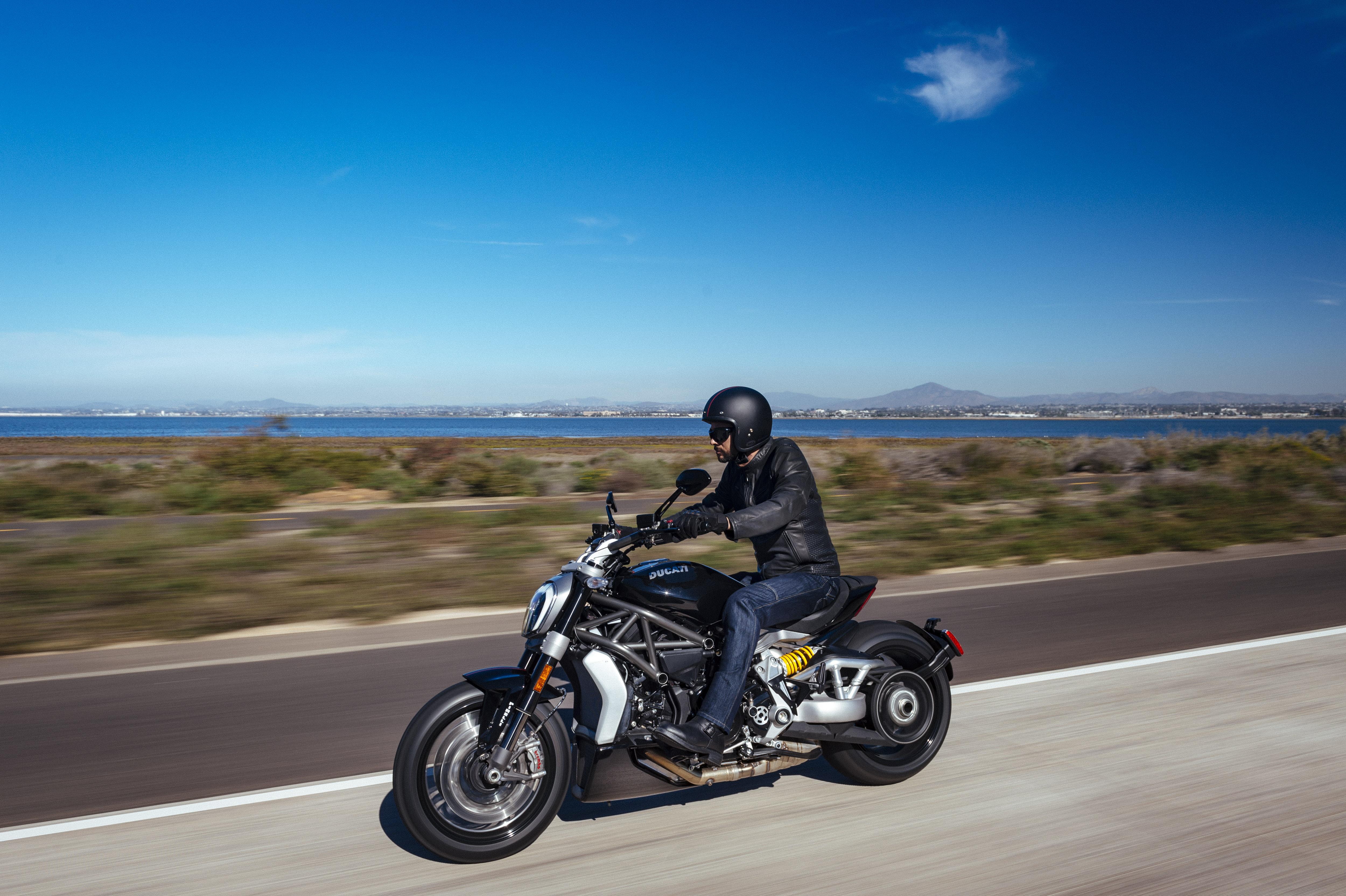 Bosch: le novità a bordo della Ducati XDiavel